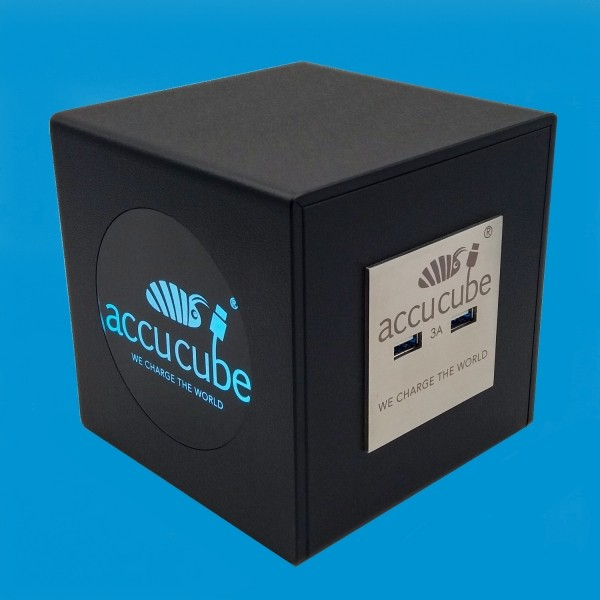Cube Ausführung Kunststoff schwarz ähnlich RAL 9004/9005